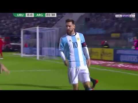 Argentine vs Uruguay 0-0, Highlights 1/9/2017
