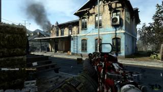 1080p HD Call of Duty Black Ops 2 II TDM Map Standoff Hardcore Team Deathmatch Mode Multiplayer