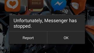 "Video How to fix ""Unfortunately, Messenger has stopped"" Facebook Messenger download MP3, 3GP, MP4, WEBM, AVI, FLV Oktober 2017"