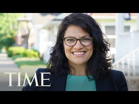Rashida Tlaib Just Became One Of The First Muslim Women In Congress | TIME