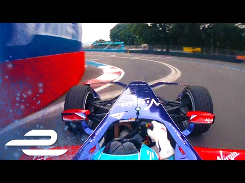 Onboard Lap Of Buenos Aires Track - Formula E