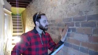 How to expose brick!