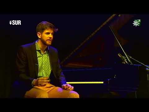 Andrés Barrios, joven talento al piano