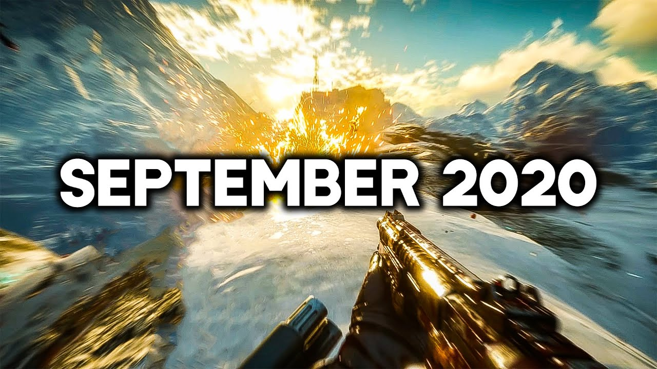 TOP 10 Upcoming Games of September 2020