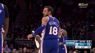 Marco Belinelli   Highlights vs Grizzlies (3.21.18)