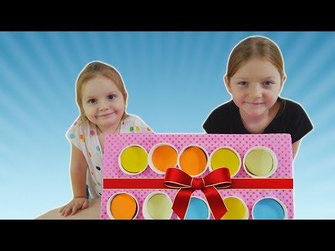 Surprise BOX Challenge/ Surprize in Cutie/ Jucarii si Cadouri pentru copii