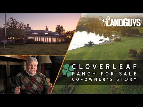The Owner Of Cloverleaf Ranch Tells His Story - Bureau County, IL 1,215 Acres