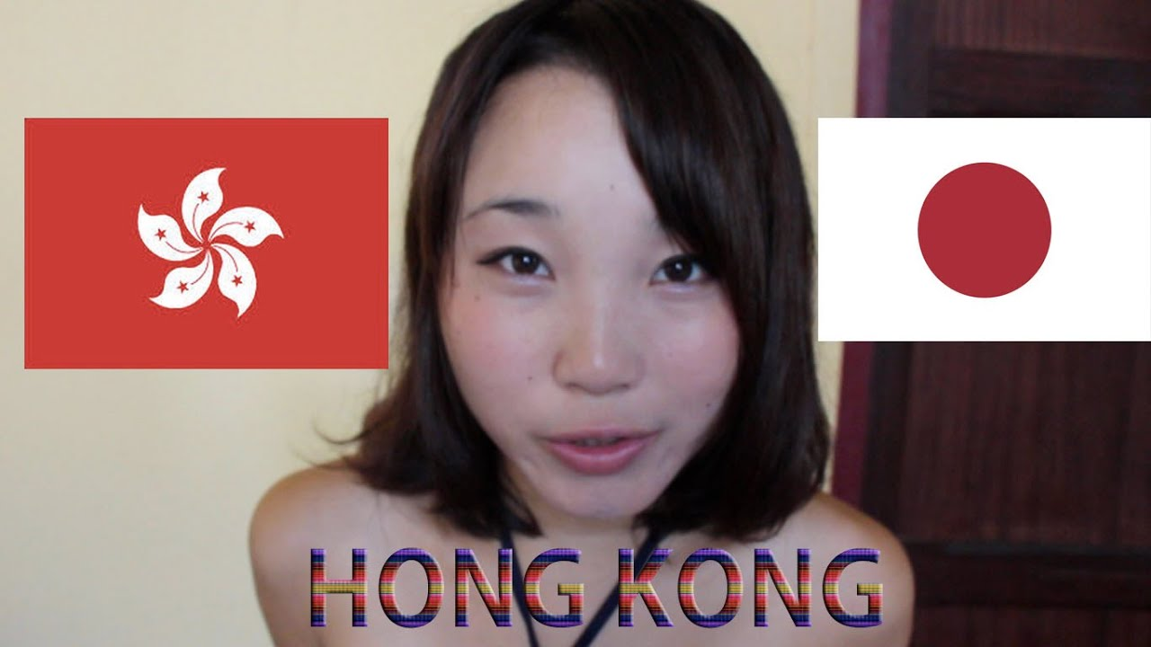 3 things japanese girl love about hong kong   youtube