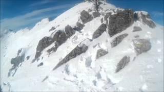 Svišťový štít skialp (Vysoké Tatry/High Tatras, Slovakia)