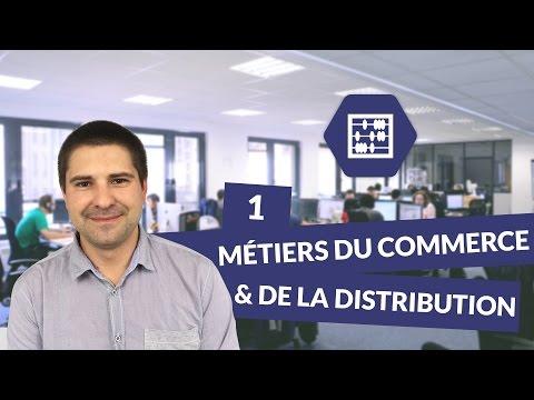 Les métiers du commerce et de la distribution (1/3) - Commerce Bac Pro- digiSchool