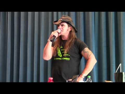 Metrocon 2012: Scott McNeil Friday Panel