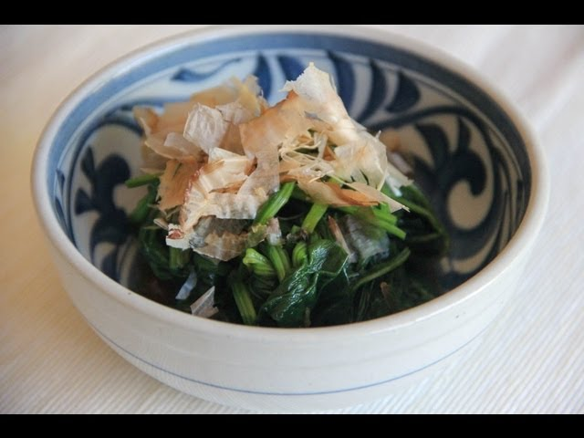 Healthy Vegetable Side Dishes - Japanese Cooking