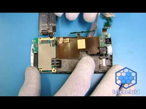 Tutorial de Desmontagem Nokia X3-02