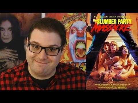 Slumber Party Massacre (1982) - Blood Splattered Cinema (Horror Movie Review)