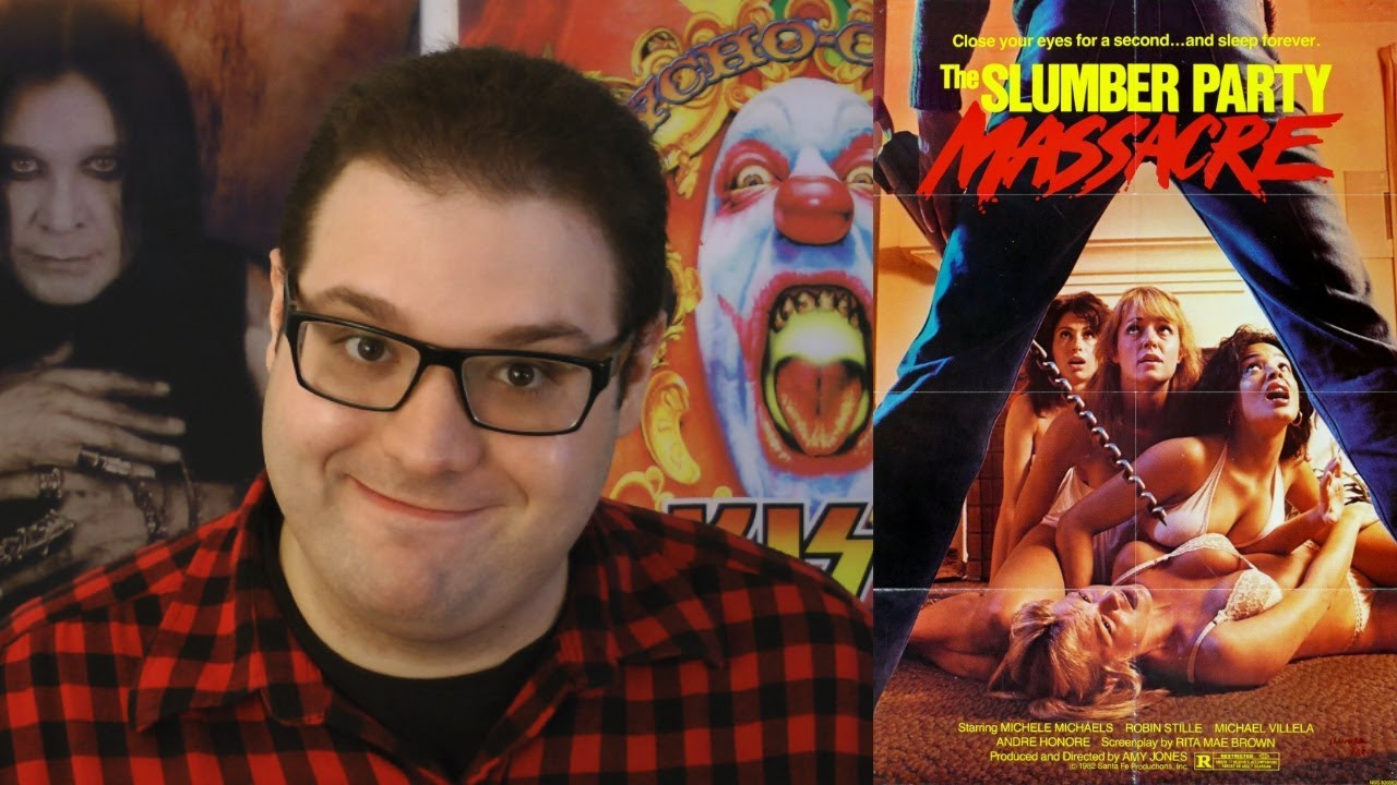 Slumber Party Massacre (1982) - Blood Splattered Cinema ...