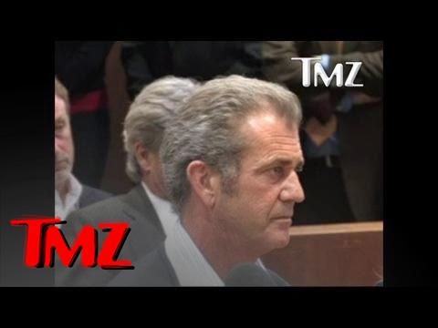 Mel Gibson Pleads No Contest -- NO JAIL | TMZ
