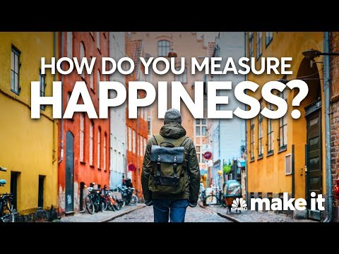 Why Finland And Denmark Are Happier Than The U.S.