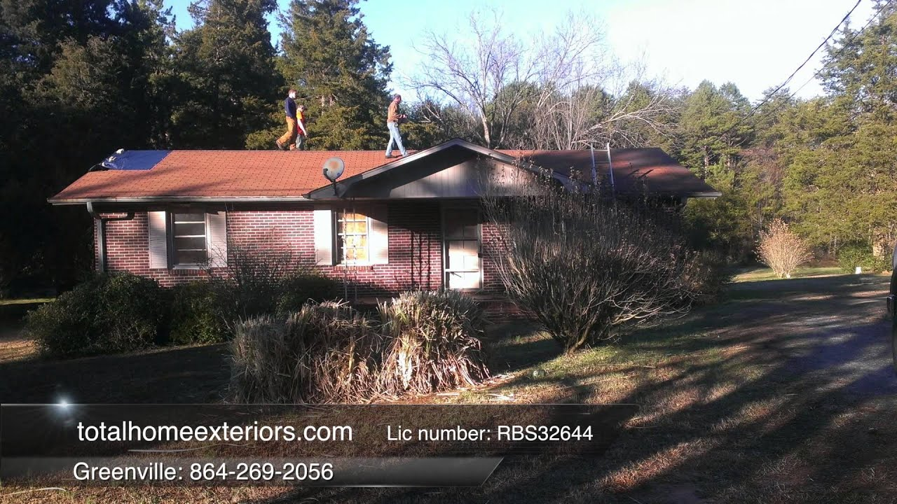 Total Home Exteriors Anderson SC