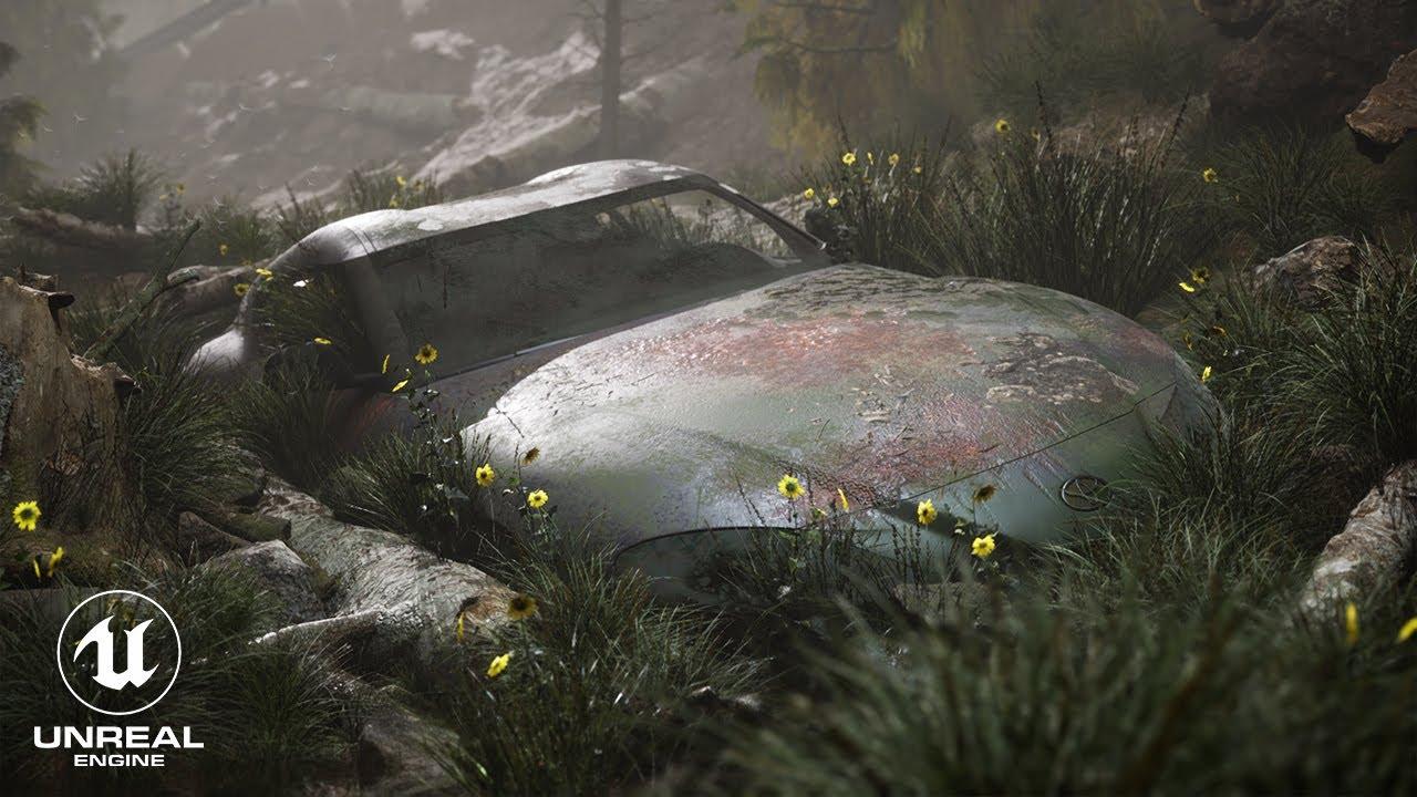 Download The Legend of the Unrecoverable A90 Supra // Unreal Engine 4 (RTX)
