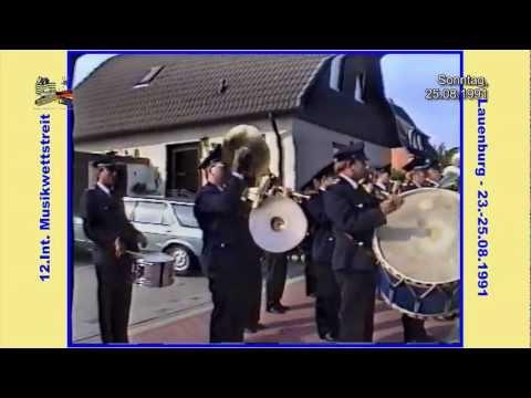 Musikfest Lauenburg 1991 - 03 - Sternmarsch (VHS)