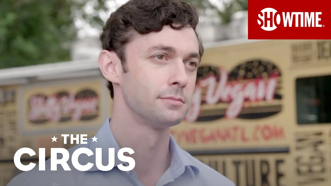 Jon Ossoff: Georgia Is 'Thrilled' to See Biden Campaigning in the State | THE CIRCUS | SHOWTIME