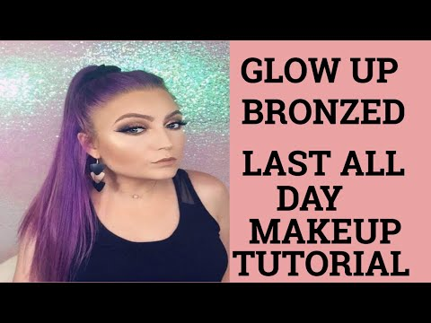 Bronzed Last All Day Makeup Tutorial