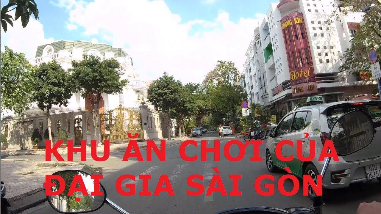 Khu Ăn Chơi Của Đại Gia Sài Gòn – Khu Nhà Ở Của Đại Gia Sài Gòn – Khu Trung Sơn Bình Chánh | 34