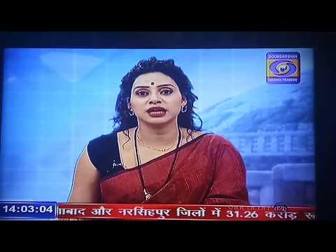 SRGPC, Sagar in DD News on 20th May 2018