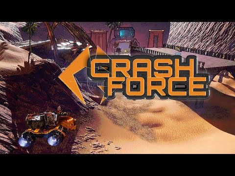 Crash Force - Official Early Access Trailer
