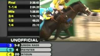 2012 Belmont Stakes - Tom Durkin's Call