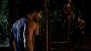 True blood 5x12 - Alcide kills JD on V and become the new pack master.