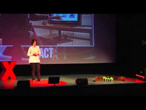 Are they real? | Marta Díaz | TEDxAmposta