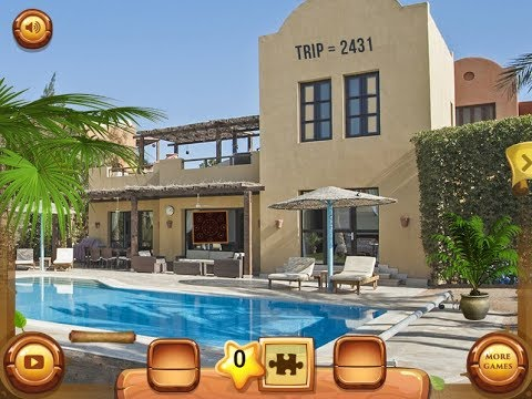 Tropical Vacation Escape Walkthrough [365Escape]