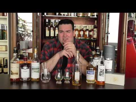 Whiskyshots #10 Bunnahabhain 20 Jahre   Duncan Taylor Dimensions