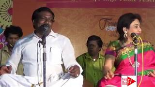 Pushpavanam Kuppusamy - Anitha Pushpavanam Kuppusamy And Team Tamil Folk Songs In Pondicherry