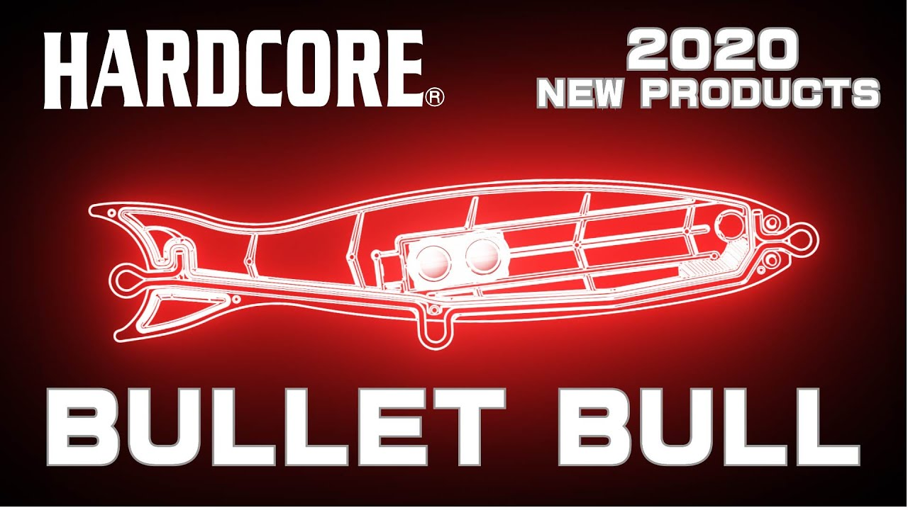 【2020 HARDCORE NEW PRODUCTS】~BULLET BULL~(955)