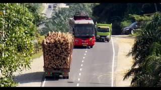 Hampir Saja JL  Lintas Sumatera Muaro Bungo   Sungai Rumbai