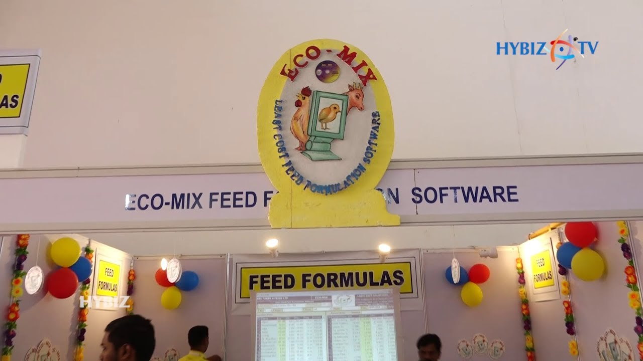 ECO -Mix | Least Cost Feed Formulation Software | Poultry