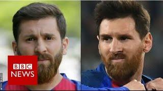 Meet the 'Iranian Messi'   BBC News