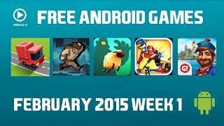 Free Android Games February 2015 Week 1 - Einfo Games Freeplay