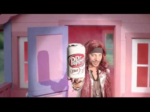 Diet Dr. Pepper: Playhouse