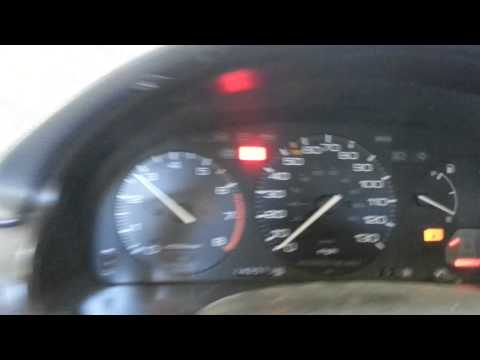 1990-1993 Honda Accord CB7 H22 Engine Swap