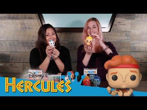 Hercules Pop Unboxing