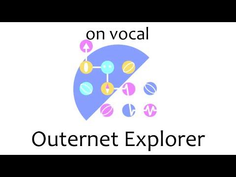 [Karaoke | on vocal] Outernet Explorer [lumo]