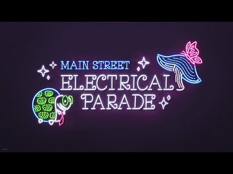 Disneyland's Main Street Electrical Parade Soundtrack Showmix 2017 Version 2.0
