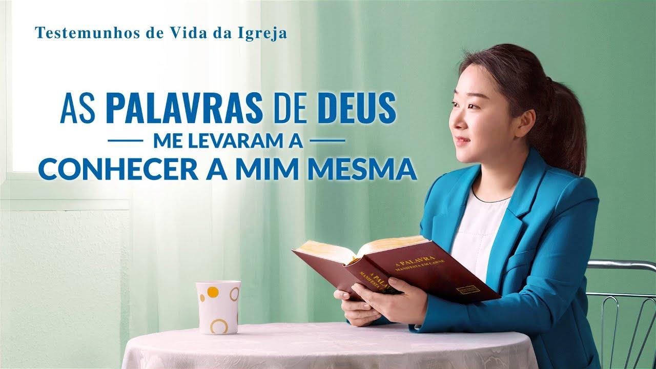 """Testemunho evangélico 2020 """"As palavras de Deus me levaram a conhecer a mim mesma"""""""
