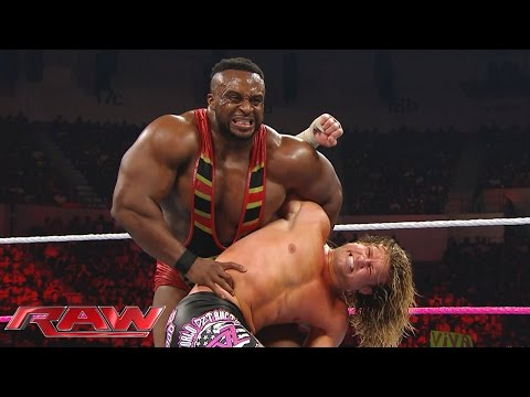 Dolph Ziggler Vs. Big E: Raw, October 26, 2015