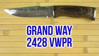 Розпакування Grand Way 2428 VWPR
