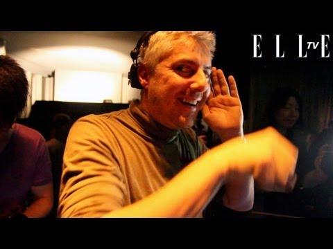 【ELLE TV JAPAN】DJステファン・ポンポニャックがパーティに登場