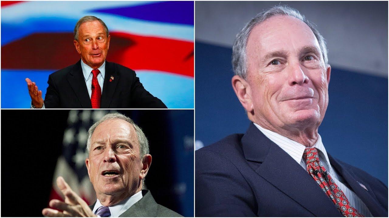 Michael Bloomberg Short Biography Net Worth Career